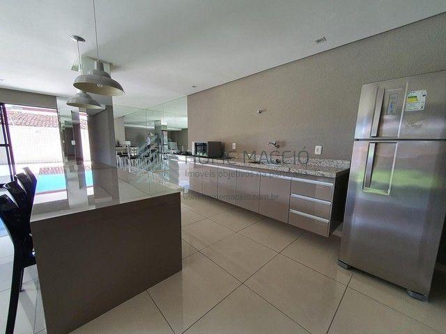 Apartamento para Venda em Maceió, Gruta de Lourdes, 3 dormitórios, 1 suíte, 3 banheiros, 2 - Foto 11