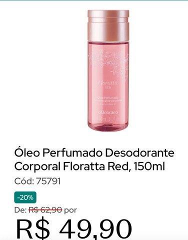 Perfumes e Desodorante EGEU