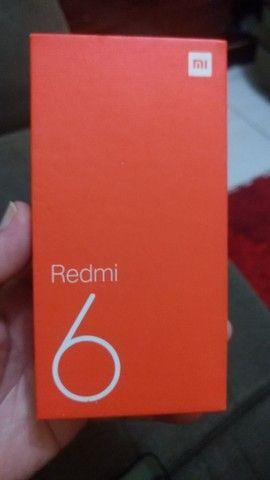 Redmi 6 64GB 4Ram parou de funcionar