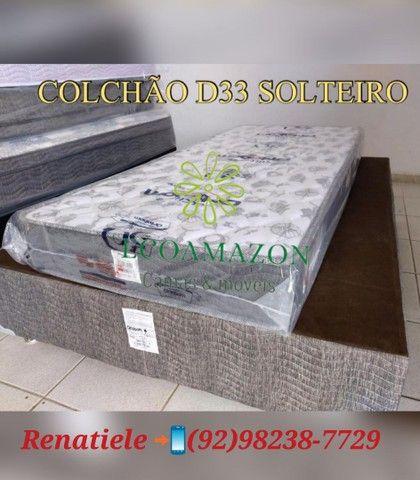 Colchão D33 Solteiro ** Mega PROMOÇÃO