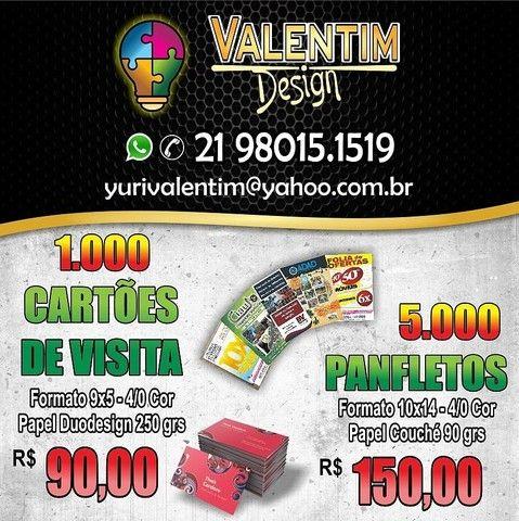 Valentim Design - Gráfica e Marketing - Foto 2