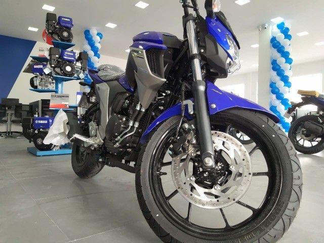 Yamaha Fazer 250 ABS 2021/2021 0km