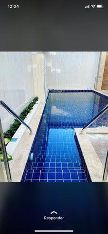 Construção de piscinas de vinil e azulejo  - Foto 5