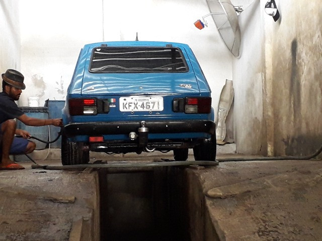Fiat 147 top - Foto 3