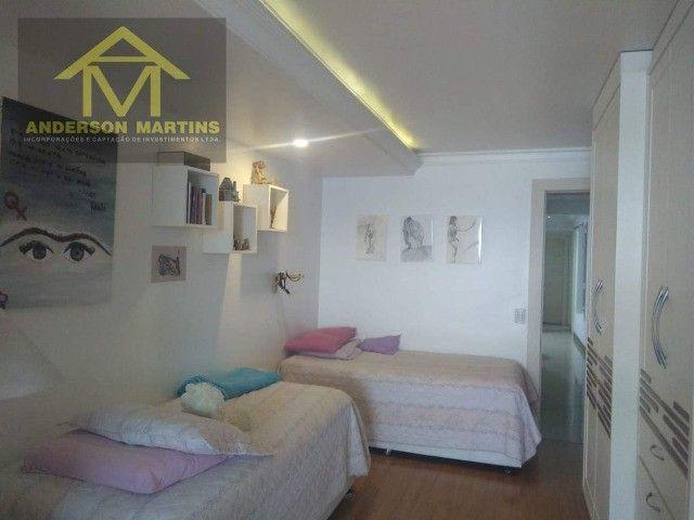 Alto Luxo em 4 quartos na Orla da Praia da Costa!! Código: 1123 AM  - Foto 6