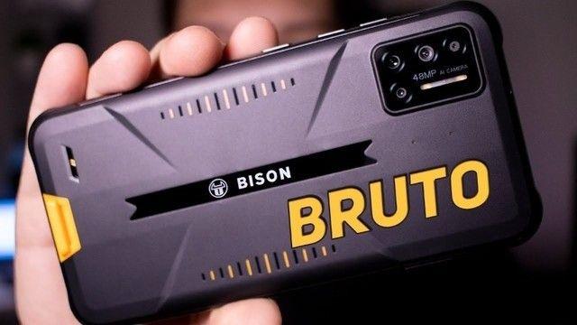 Umidigi Bison(A prova dágua) 128 GB / 6 GB (Aceito troca e divido no cartão)