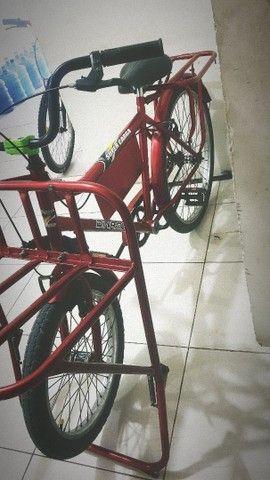 bicicleta de carga supernova ! - Foto 2