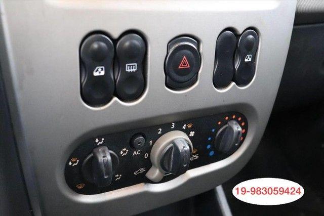 Novíssimo Renault Sandero 1.0 Authentique 16V Flex 4P Manual/Por apenas R$23.900,00 - Foto 9