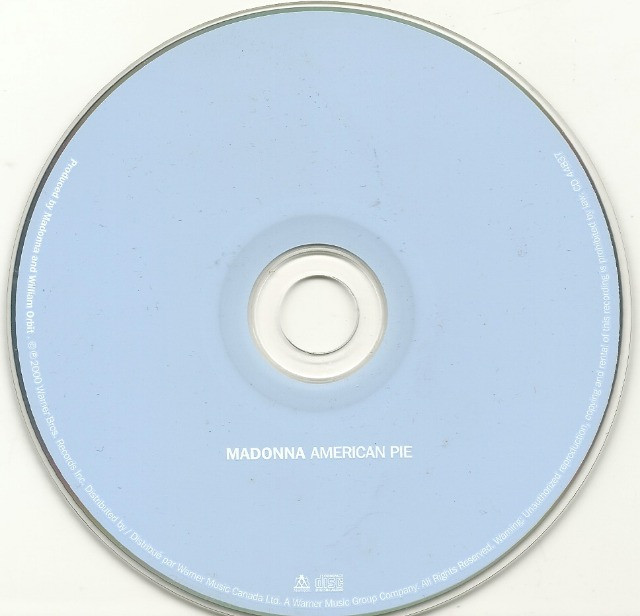 CD -Mix -  Madonna - American Pie - Foto 3