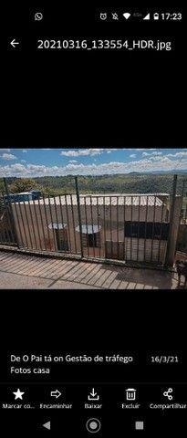 Vendo casa no distrito de Cachoeira do Campo