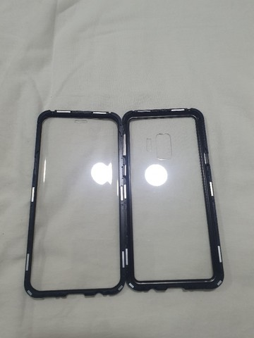 Capa Blindada Magnética Samsung Galaxy S9 - Foto 5