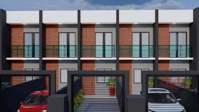 Casa com 2 dormitórios à venda por R$ 235.000,00 - Santa Catarina - Joinville/SC