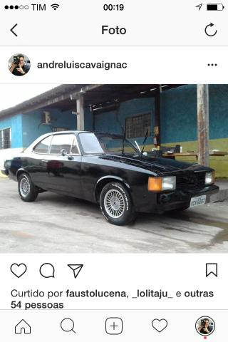 Opala cupe 80 4cil