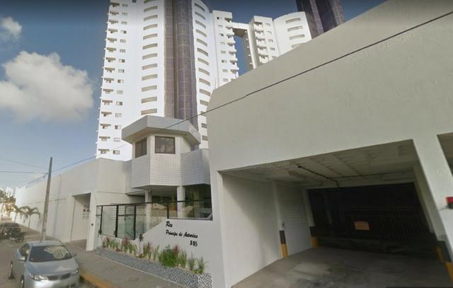 Apartamento 2 quartos em Ponta Negra - Vista P/ o Mar