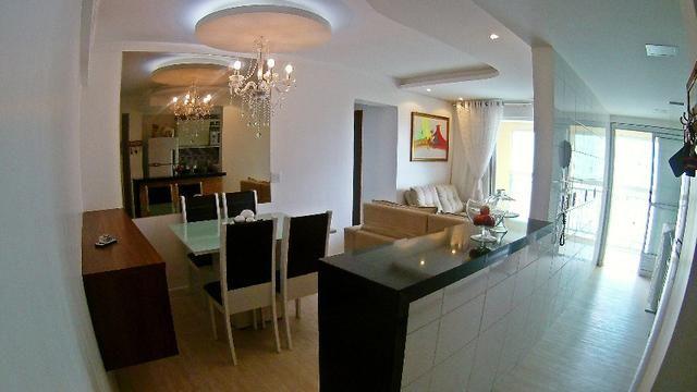 Apartamento 2 Quartos em Samambaia 2 Vagas de Garagem, Residencial Panorama
