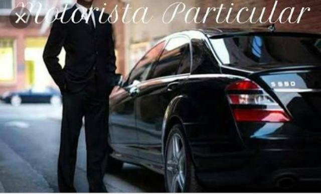 Contrata- se motorista particular com experiencia obs: exerce atividade remunerada