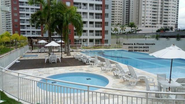 Residencial River Side - ap 2 qts sdo 1 suite, ao lado shopping p. negra - pronto p/ morar