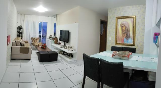 Excelente Apartamento Condomínio Siriús em Nova Parnamirim 3/4