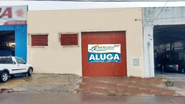 Alugo Barracão No Pacaembu