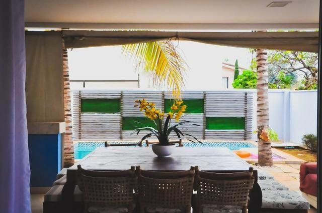 Sobrado Condomínio Horizontal, Jardins Mônaco, 4 suítes, Aparecida de Goiânia, - Foto 5
