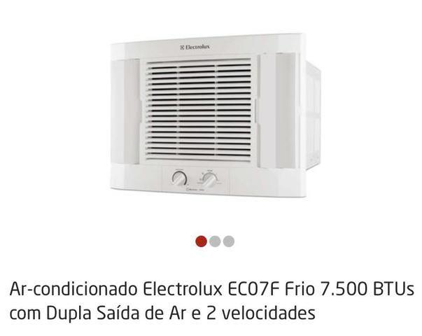 Ar condicionado semi-novo