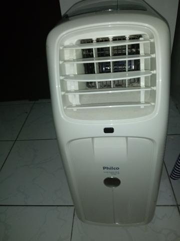Vendo ar-condicionado portatil Philco
