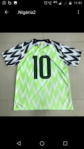 Camisa da Nigéria - Roupas e calçados - Centro e89c55d472871