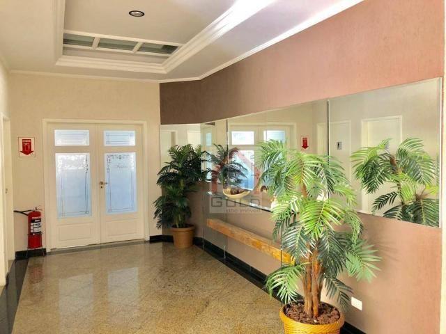 Apartamento com 3 dormitórios à venda, 83 m² por R$ 376.000 - Vila Scarpelli - Santo André