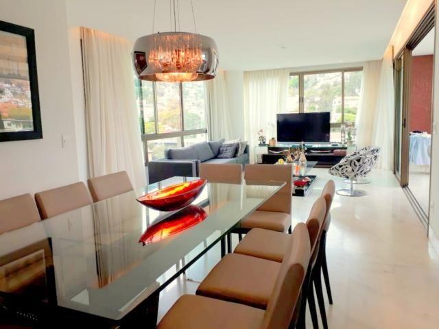 Apartamento 4 quartos à venda, 4 quartos, 4 vagas, serra - belo horizonte/mg - Foto 5