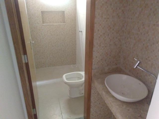 Casa 2 e 3/4 sendo um suite, vale do sol, flor do cerrado, veneza, pirineus, anapolis - Foto 8