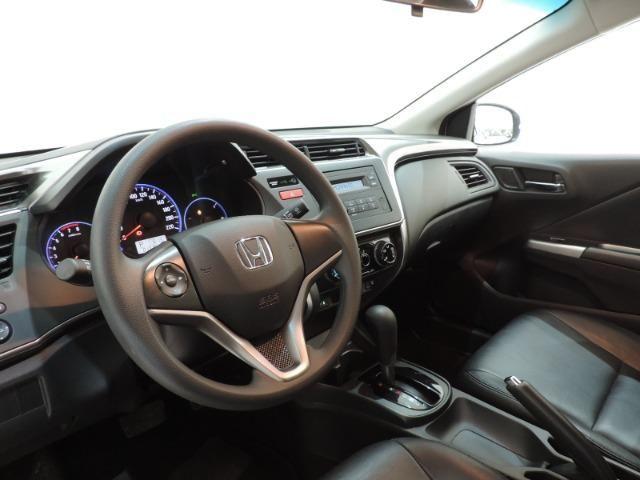 Honda City LX 1.5 Flex Automático - Foto 7