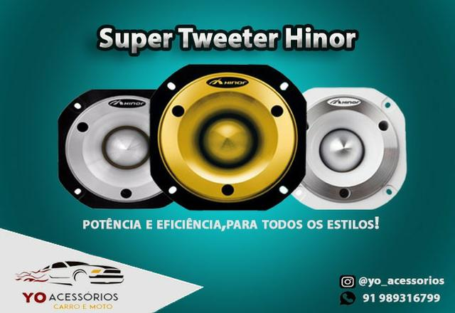 Super Tweeter Hinor Hst600 Hst 600 300w Rms