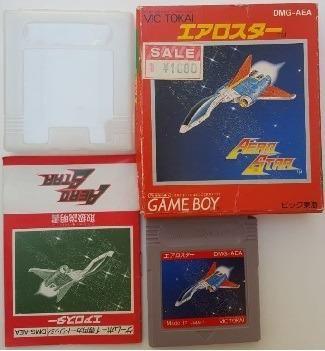 Aero Star para Game Boy Cartucho de Coleção