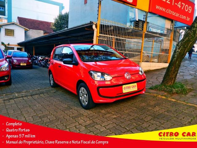 Volkswagen Up! Take 1.0 4 portas 2016 Completo Impecável