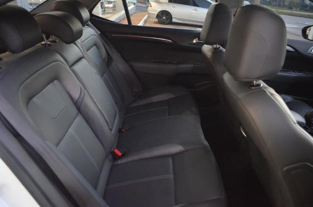C4 lounge 1.6 turbo flex 4p automático *top de linha*único dono*imecável - Foto 13