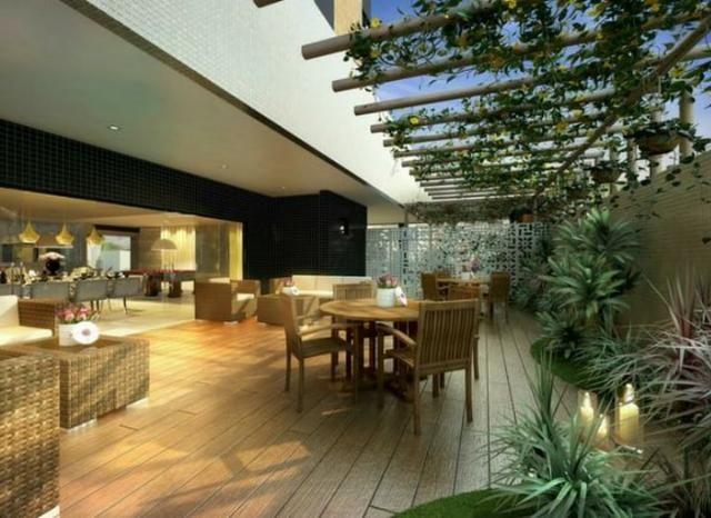 Altíssimo Padrão na Gruta o Apto no Edf Grand Versalles com 3 suites - Em construção - Foto 8