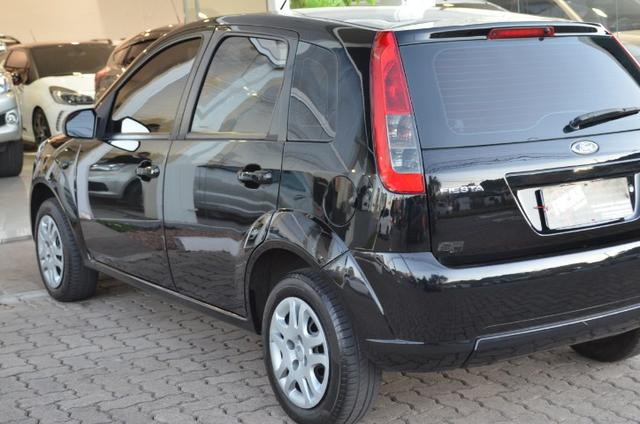 Fiesta hatch 1.6 class flex 4p manual *segundo dono*completo - Foto 6
