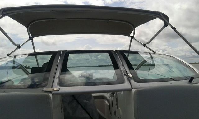 Lancha, aceito troca em veiculo ou Jet sky de menor valor - Foto 14