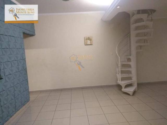 Sobrado Residencial à venda, Vila São João Batista, Guarulhos - . - Foto 11