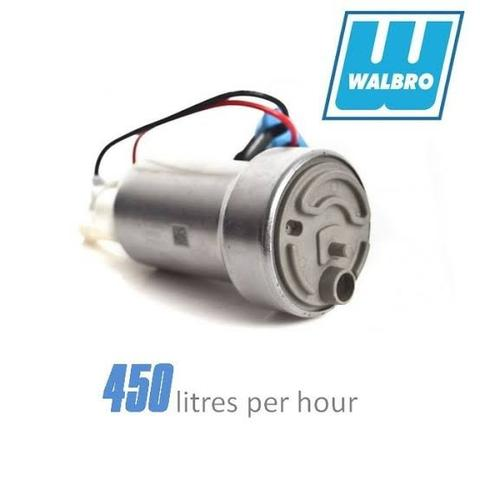Bomba de combustível WALBRO (Alta Performance)