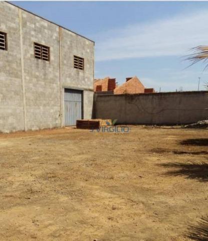 Galpão à venda, 424 m² por R$ 750.000 - Setor dos Bandeirantes - Aparecida de Goiânia/GO - Foto 14