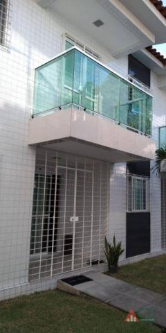Casa com 3 dormitórios à venda, 80 m² por R$ 310.000 - Cordeiro - Recife/PE - Foto 3