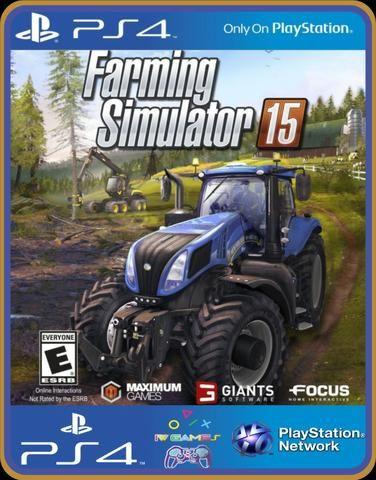 Ps4 farming simulator 2017 - Foto 2