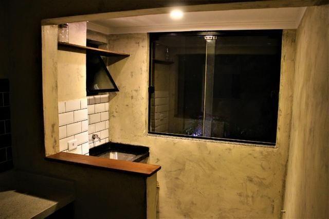 3 Quartos Apartamento Rústico Residencial Parque dos Coqueiros Próximo AV. Três Barras - Foto 19