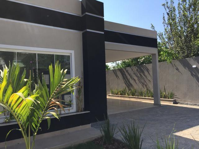 Oportunidade! Casa nova com piscina e churrasqueira em Vicente Pires - Foto 4