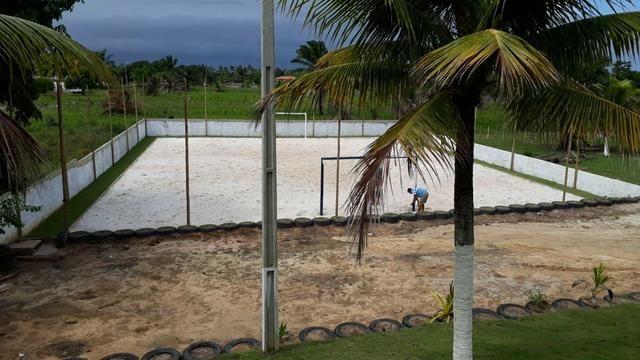 Vendo ou troco terreno em condomínio fechado, na praia de lençóis. - Foto 3