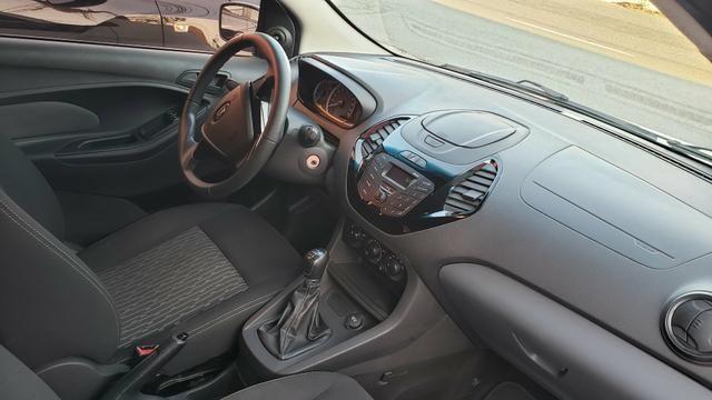 KA + (Sedan)/2015,Único Dono, Completo - Foto 4