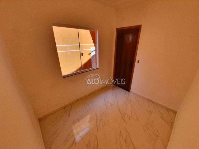 Casa com 2 dormitórios à venda, 41 m² por r$ 160.000 - campo de santana - curitiba/pr - Foto 18