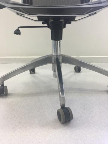 Cadeira para Escritório com Braço e regulagem - Foto 2