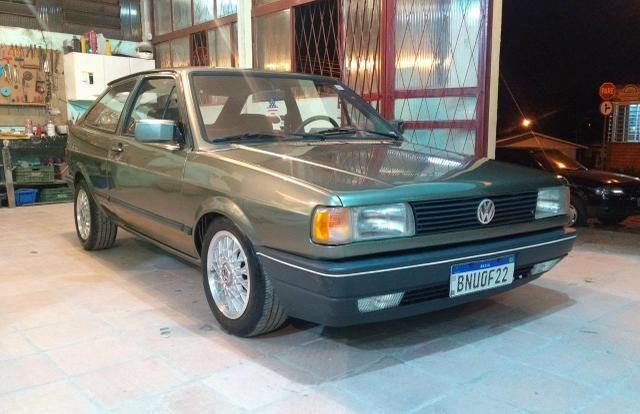 Gol quadrado turbo 1993 - Foto 3